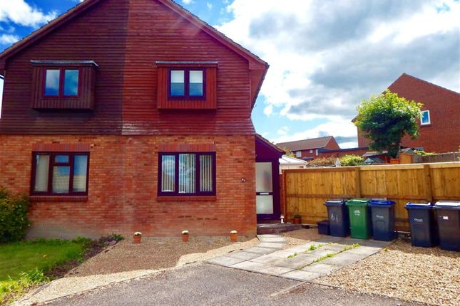 Thumbnail Semi-detached house for sale in Bremeridge Road, Westbury