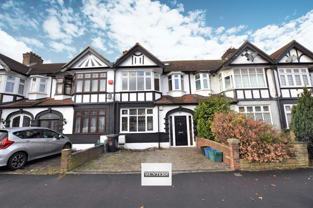 Thumbnail Terraced house for sale in Eccleston Crescent, Romford