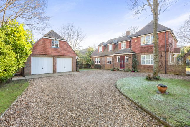 Thumbnail Detached house for sale in Millway Road, Andover