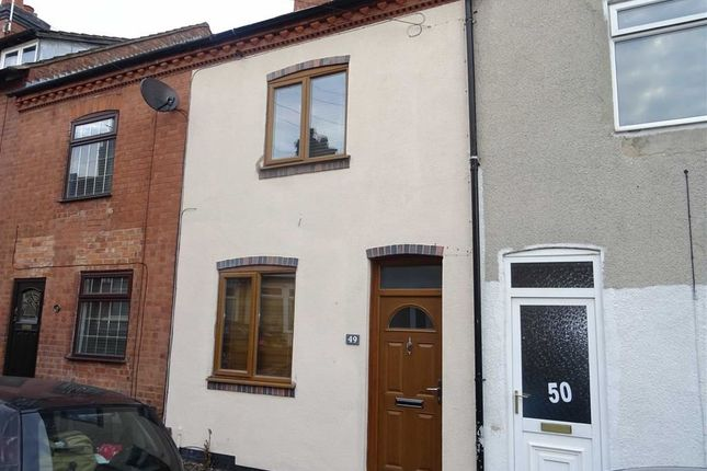 Thumbnail Terraced house to rent in Manor Street, Hinckley