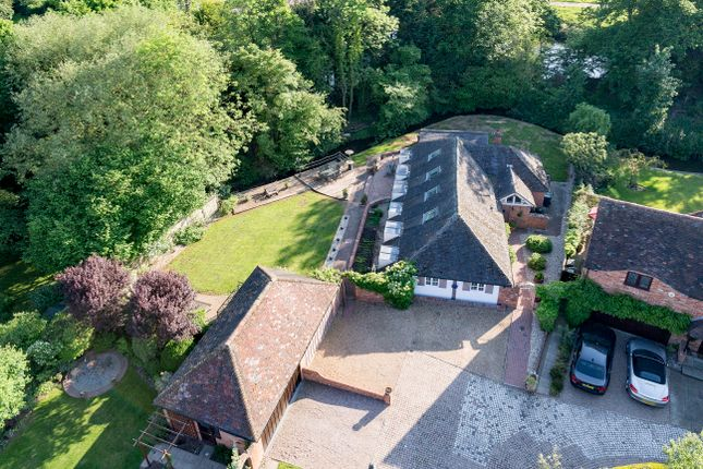 Thumbnail Barn conversion for sale in Sherbourne Court, Sherbourne