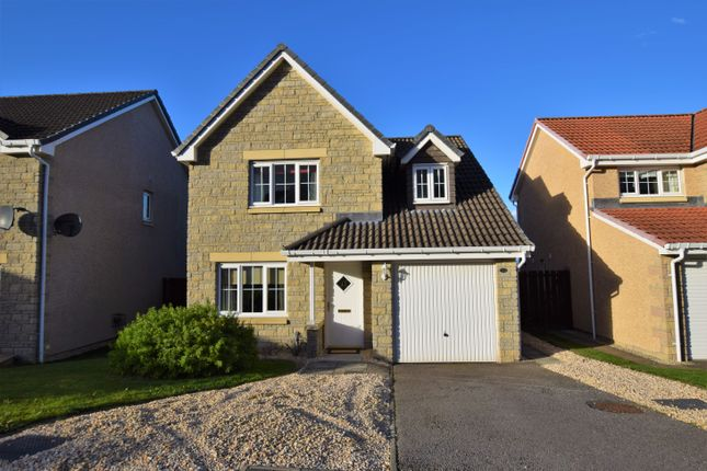 Thumbnail Detached house for sale in Woodlands Grove, Inverness