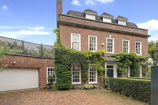 Thumbnail Detached house for sale in Fitzjohns Avenue, Hampstead, London