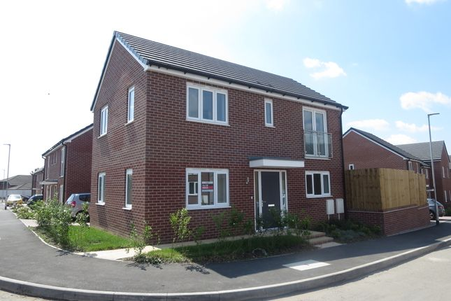 Thumbnail Detached house for sale in Boothen Old Road, Stoke, Stoke-On-Trent