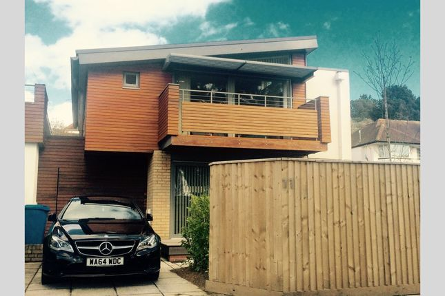 Thumbnail Detached house to rent in Vale Heights, Vale Road, Parkstone, Poole