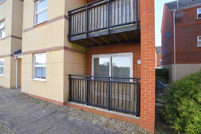 Balcony of Verney Road, Banbury OX16