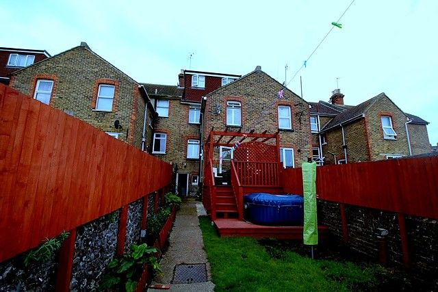 Thumbnail Property for sale in Newfield Road, Newhaven