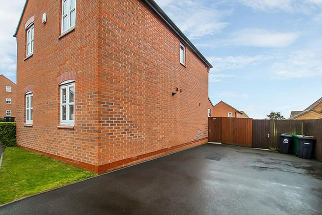 Drive of Stakeford Court, Arnold, Nottingham NG5