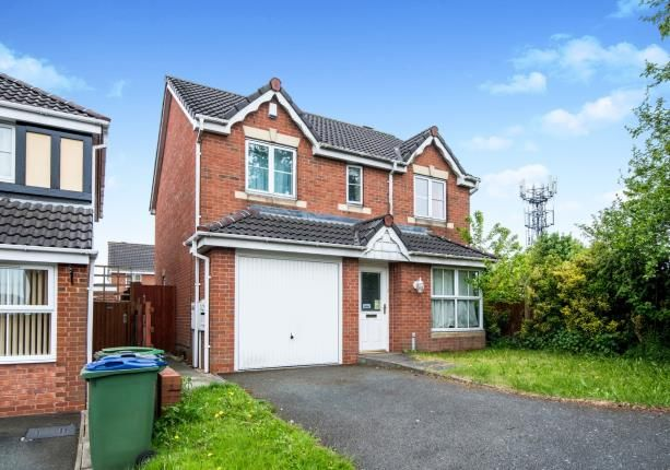 Thumbnail Detached house for sale in Wyton Avenue, Oldbury, West Midlands