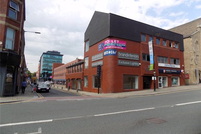 Thumbnail Office to let in Knowsley Street, Bolton