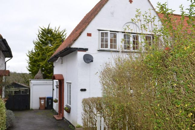 Thumbnail Semi-detached house to rent in Gobions Way, Potters Bar