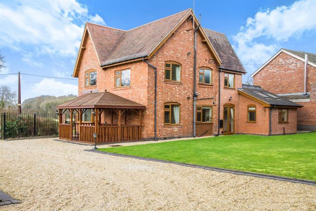 Thumbnail Property for sale in Hob Lane, Burton Green, Kenilworth