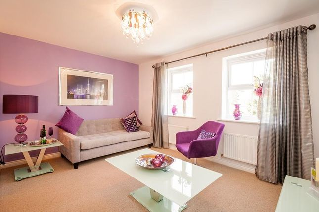 """Thumbnail Detached house for sale in """"Kingfisher"""" at Popes Piece, Burford Road, Witney"""