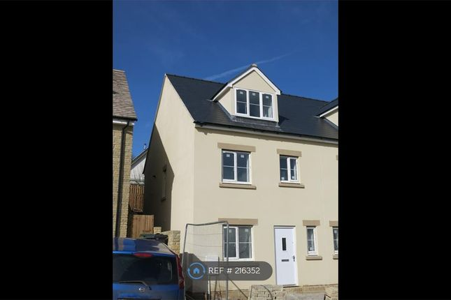 Thumbnail Semi-detached house to rent in Blenheim Rise, Stroud
