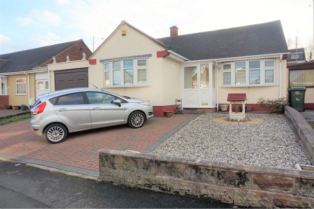 Thumbnail Detached bungalow for sale in Ashtree Road, Oldbury