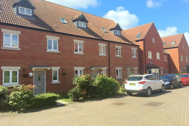 Thumbnail Terraced house to rent in Marlstone Drive, Churchdown, Gloucester