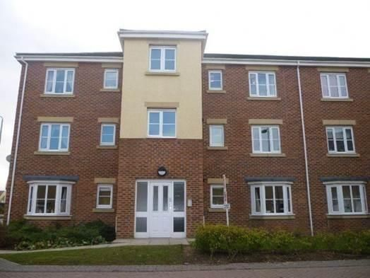 Thumbnail Flat to rent in Pennistone Place, Grimsby