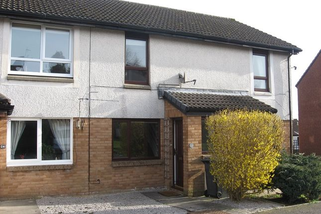Thumbnail Terraced house for sale in Aspen Crescent, Dumfries