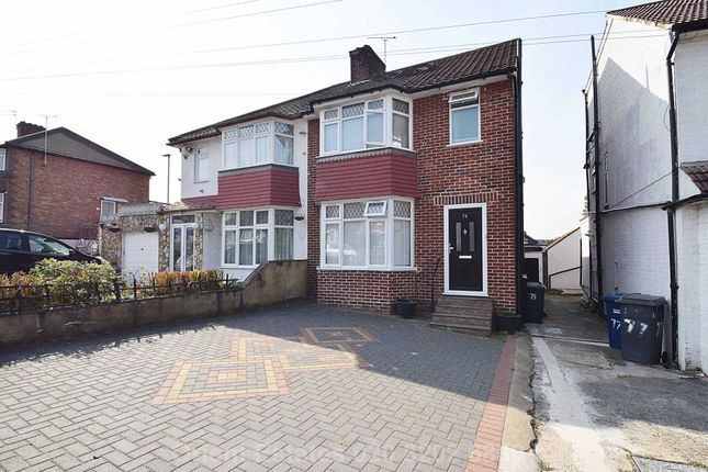 Thumbnail Duplex to rent in Sheaveshill Avenue, Colindale