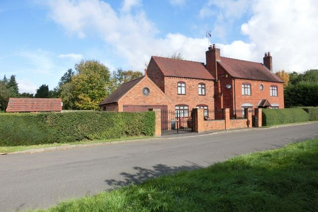 Thumbnail Detached house for sale in Chapel Lane, Wythall, Birmingham