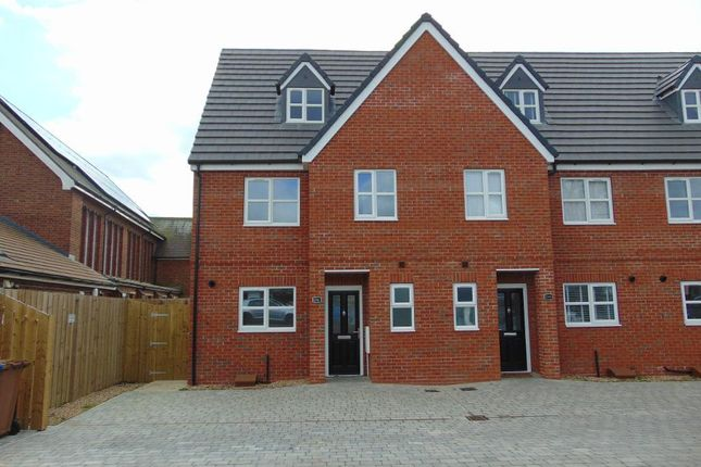 Thumbnail End terrace house for sale in Hull Road, Anlaby Common, Hull