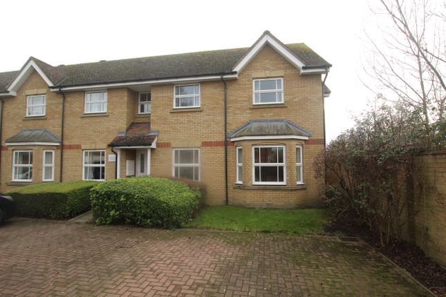 Thumbnail Flat for sale in Broad Street, Cambourne, Cambridge