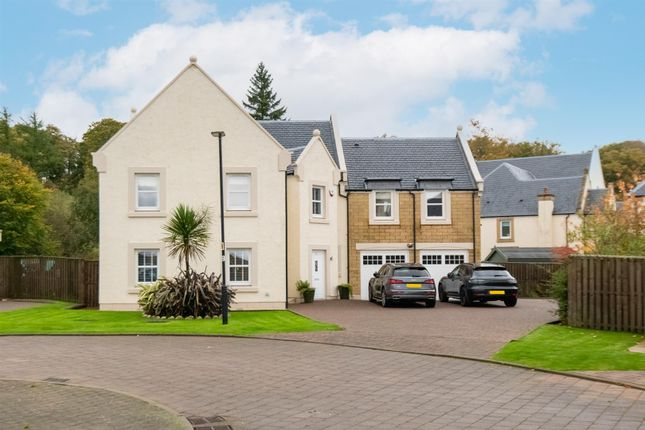 5 bed detached house for sale in Cromarty Grove, Inverkip, Greenock PA16