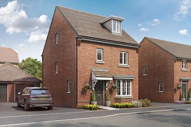 """Thumbnail Detached house for sale in """"Bayswater"""" at Locksbridge Road, Picket Piece, Andover"""