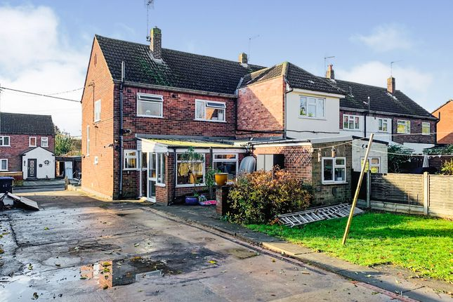 Thumbnail Semi-detached house for sale in Thornton Crescent, Church Langton, Market Harborough