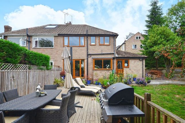 Thumbnail Semi-detached house for sale in St. Quentin Close, Bradway, Sheffield