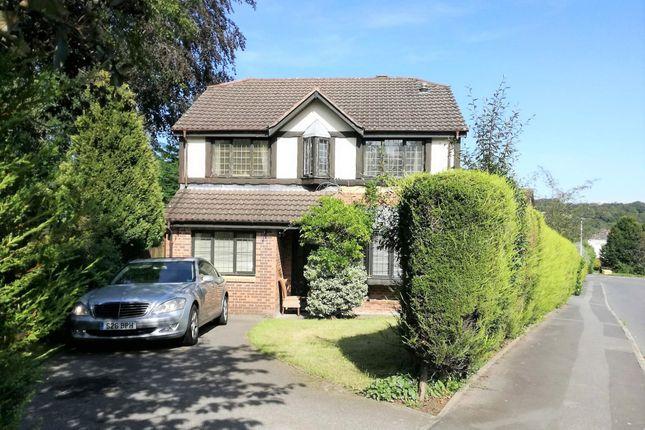 Thumbnail Detached house for sale in Royal Oak Avenue, Blackburn