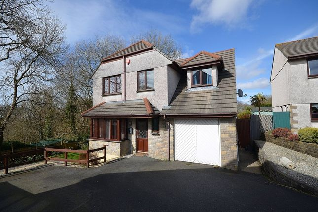 Thumbnail Detached house for sale in Parc-An-Bans, Camborne