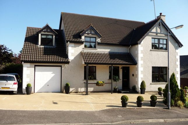 5 bedroom detached house for sale in Marcevin Grove, Ballynahinch