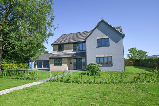 Thumbnail Detached house for sale in Malting End, Kirtling, Newmarket