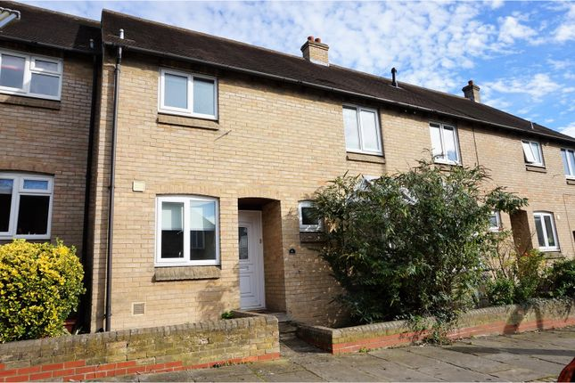 Thumbnail Terraced house for sale in Shelly Row, Cambridge