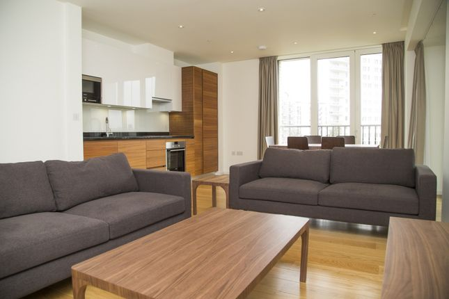 Thumbnail Flat to rent in 41 Victory Parade, London