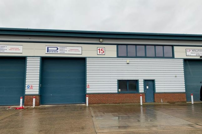 Thumbnail Industrial to let in Unit 15, 15, Roachview, Rochford