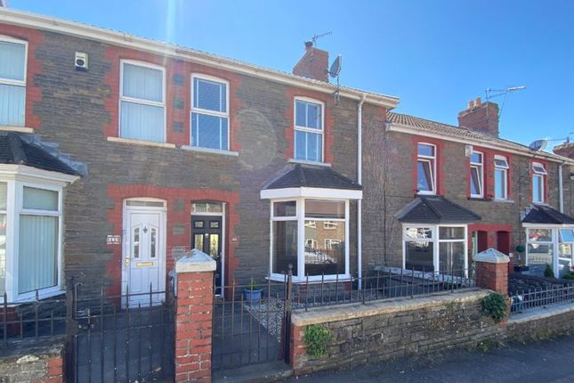 Thumbnail Terraced house for sale in 40 Acland Road, Bridgend