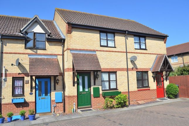 Thumbnail Terraced house for sale in Coalport Close, Harlow