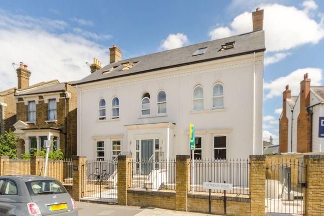 Thumbnail Flat for sale in Seymour Road, Hampton Wick, Kingston Upon Thames