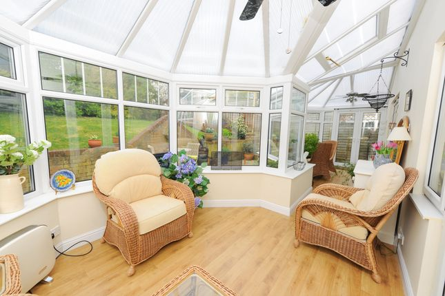 Conservatory of Holme Park Avenue, Newbold, Chesterfield S41