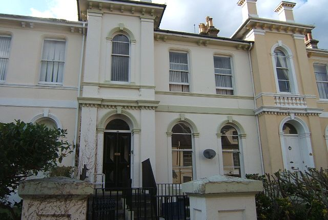 Thumbnail Block of flats for sale in Castle Road, Torquay