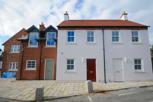Thumbnail Town house for sale in East Street, Wareham
