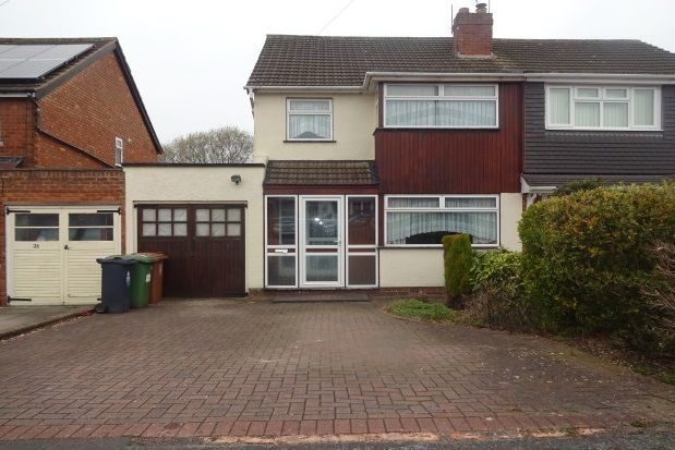 Thumbnail Property to rent in Buckingham Drive, Willenhall