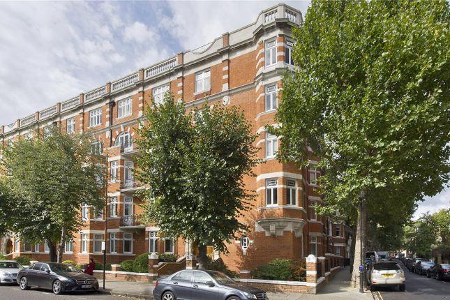 Exterior of Abingdon Court, Abingdon Villas, London W8