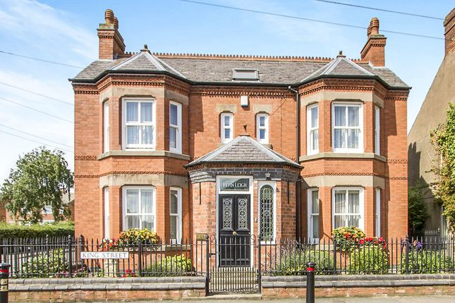 Thumbnail Detached house for sale in King Street, Enderby, Leicester