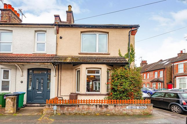 Thumbnail Terraced house for sale in Jubilee Road, Watford, Hertfordshire