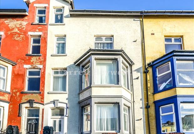 Thumbnail Flat for sale in Tyldesley Road, Blackpool