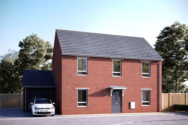 Thumbnail End terrace house for sale in Tithe Barn, Tithe Barn Link Road, Monkerton, Exeter