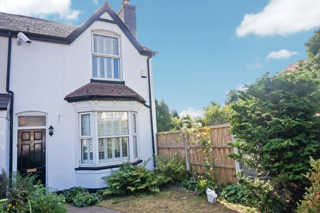 Thumbnail Semi-detached house for sale in Lichfield Road, Four Oaks, Sutton Coldfield